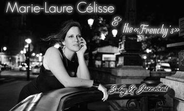 """Visueel van project Premier album de Marie-Laure Célisse & the """"Frenchy's"""""""
