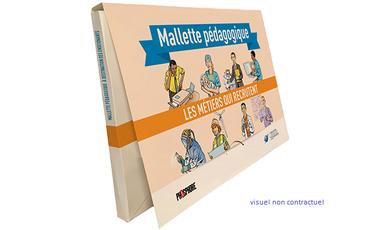 Visueel van project La mallette des métiers qui recrutent !