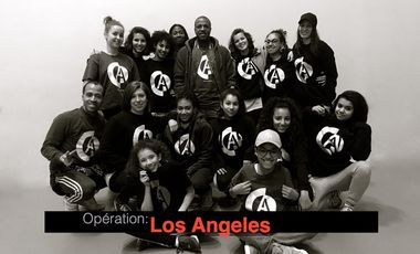 Visuel du projet Collectif art - Los Angeles Dance Workshops