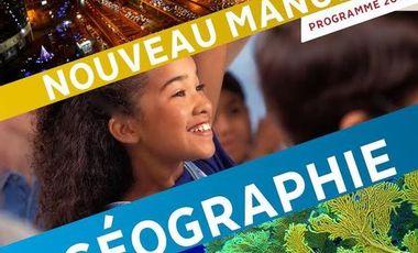 Project visual Publier et diffuser le meilleur Nouveau Manuel de Géographie