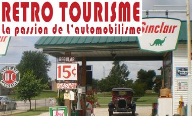 Visueel van project Magazine Retro Tourisme