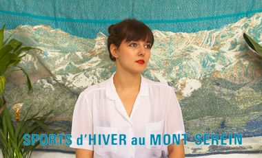 "Project visual ""Sports d'Hiver au Mont Serein"""