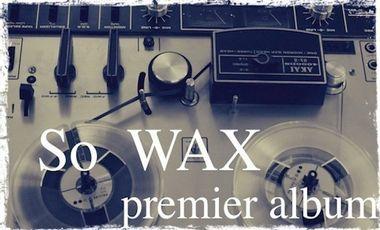 Visueel van project So WAX first album