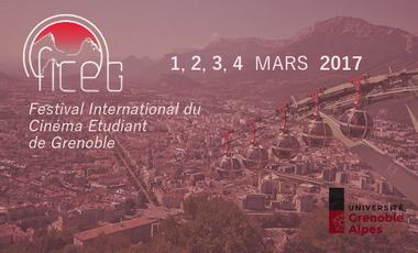 Project visual FICEG (Festival International du Cinéma Etudiant de Grenoble)