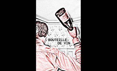 Project visual Bouteille de vin (court-métrage)