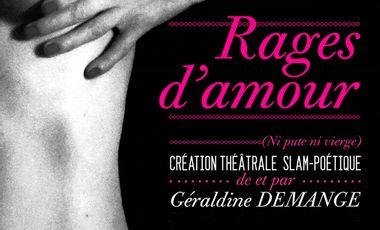 Visueel van project Rages d'amour (ni pute ni vierge)