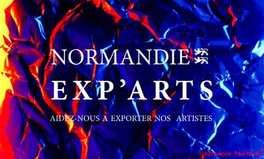 Visuel du projet Normandie Exp'Arts