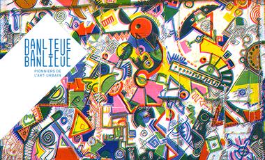 Project visual Banlieue-Banlieue, pionniers de l'art urbain