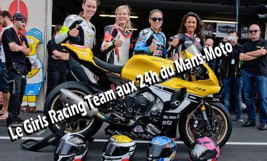 Visuel du projet Le Girls Racing Team aux 24h du Mans-Moto