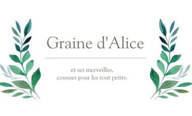 Project visual Graine d'Alice