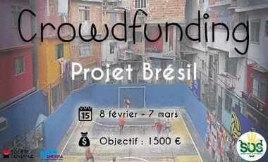 Project visual SOS Projet Brésil