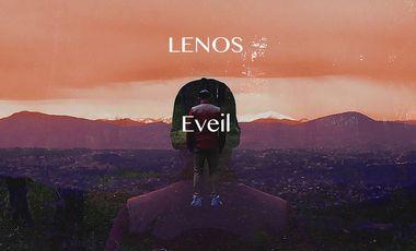 """Visuel du projet LeNos enregistre son EP """"Eveil"""""""