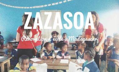 Project visual Zazasoa