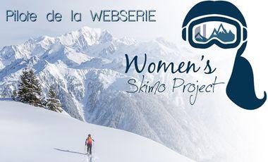 Visueel van project Women's skimo project
