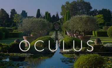 Visueel van project OCULUS