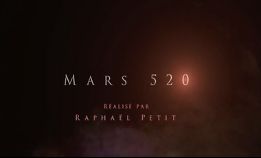 Project visual Mars 520