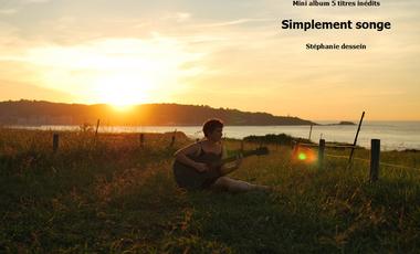 Visueel van project Stéphanie dessein / Simplement songe