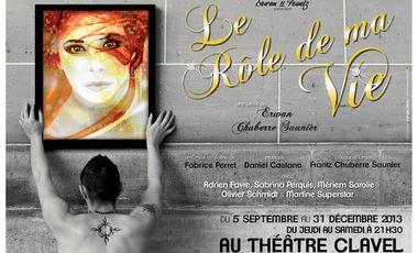 Project visual LE ROLE DE MA VIE - la pièce