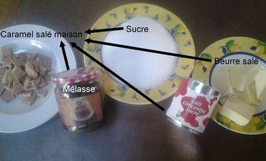 Visueel van project Les caramels salés maison de nos grands mères