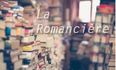 Visuel du projet -La romancière-