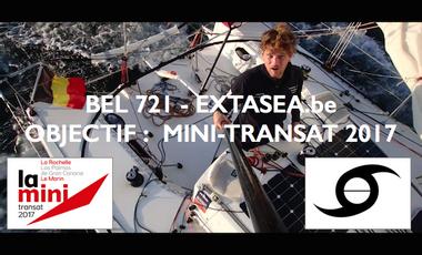 Visueel van project ExtaSea – Traverser l'Atlantique, un projet extasiant !