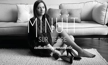 Project visual Minuit Sur Terre - 1ère collection