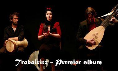 Visueel van project Aidez nous à financer le premier album de l'Ensemble Trobairitz!