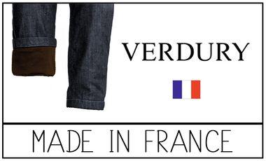 Visuel du projet VERDURY - LE JEAN AU CONFORT INIMITABLE FABRIQUÉ EN FRANCE
