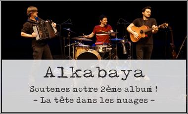 Visueel van project Alkabaya / Nouvel album