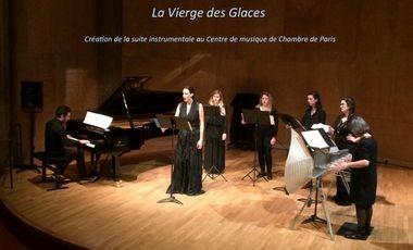 Project visual La Vierge des Glaces