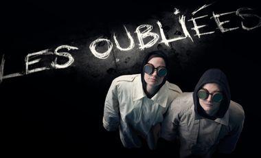 Visueel van project Les Oubliées - Théâtre physique