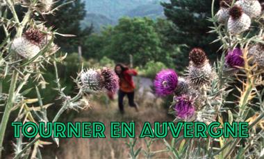 Visuel du projet Tourner en Auvergne