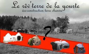 Visueel van project Le rêv'terre de la yourte
