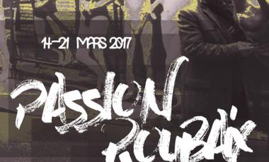 Project visual Passion Roubaix: Visages et paysages urbains