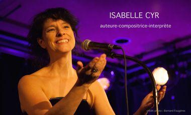 Project visual Isabelle Cyr - En route vers l'album