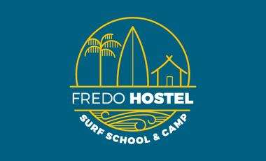Visueel van project Fredo Hostel