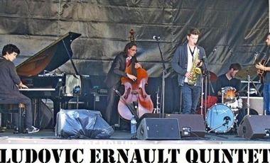 Visuel du projet Ludovic Ernault Quintet - Premier Album