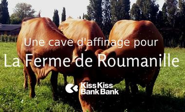 Visueel van project Une cave d'affinage pour la Ferme bio de Roumanille