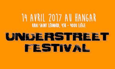 Visueel van project Understreet Festival #1