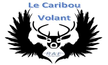 Project visual Rallye Aérien Etudiant - Le Caribou Volant