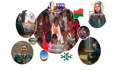 Visuel du projet Direction Madagascar !