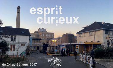 Visueel van project Esprit curieux