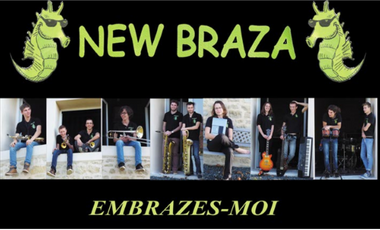 "Visueel van project New Braza - ""Embrazes-moi"""