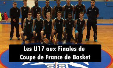 Visueel van project Les U17 de Grenoble aux Finales de la Coupe de France de Basket