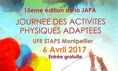 Visueel van project Journée de mobilisation autour de l'activité physique et l'autisme