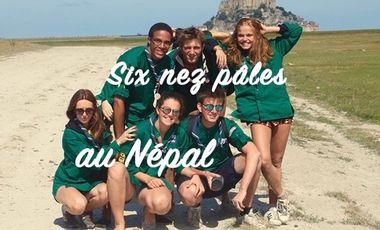 Visuel du projet Un Népal, 6 nez pâles