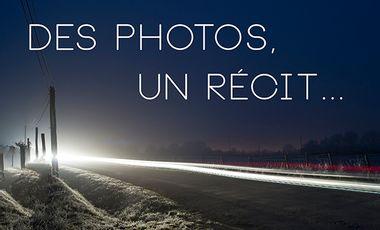 Project visual Escapades photographiques : le roman d'une vie...