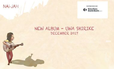 "Visueel van project Nai-Jah - Nouvel Album ""Uwa Shirike"""