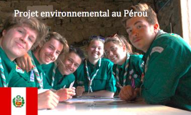 Project visual Les Compa'peur au Pérou