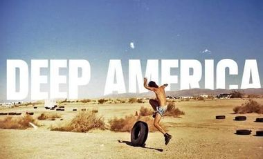 Visueel van project Deep America